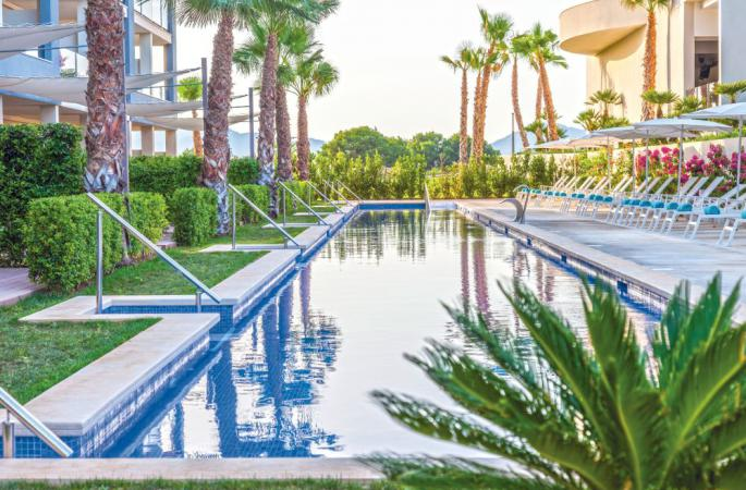 Zafiro Palace Alcudia (All Inclusive)