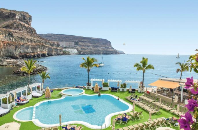 The Puerto de Mogan Hotel & Apartments