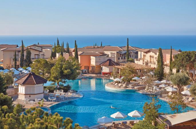 Tui Sensatori Resort Atlantica Aphrodite Hills