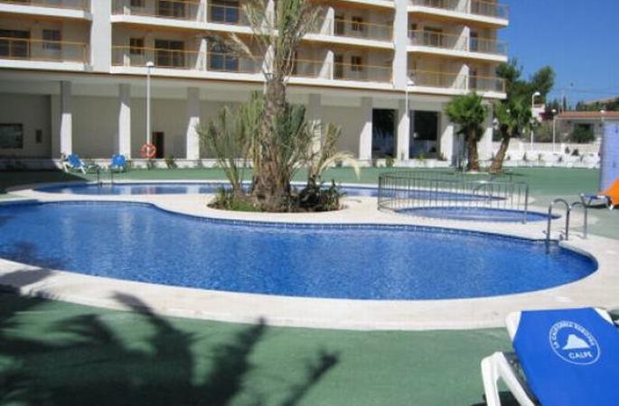 Appartementen Ambar Beach (incl. huurauto)