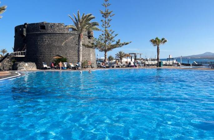 Barceló Castillo Beach Resort - logies