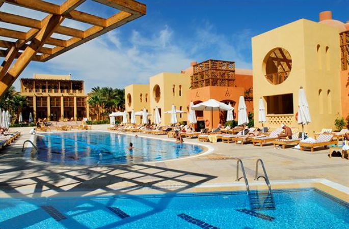 Hotel Steigenberger Golf Resort - winterzon