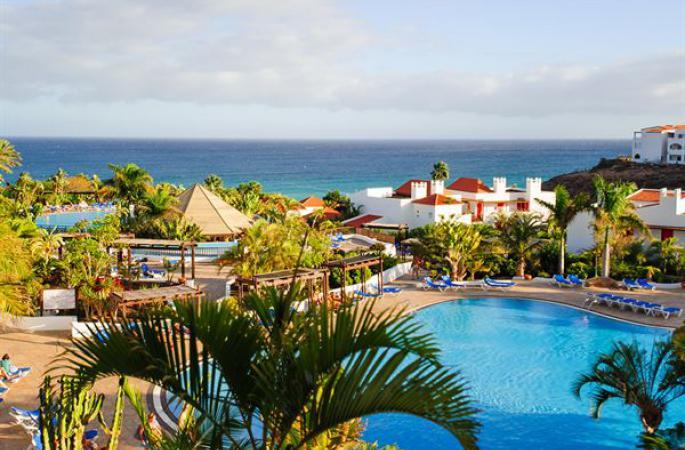 Hotel Fuerteventura Princess - halfpension