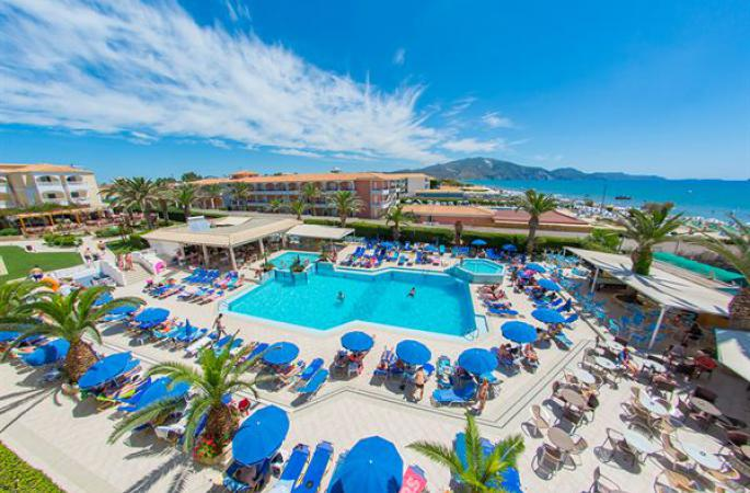 Hotel Poseidon Beach - all inclusive