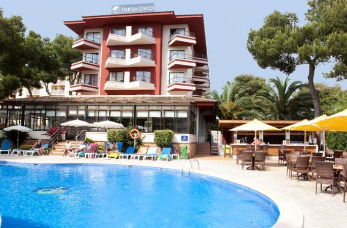Hotel Pabisa Chico