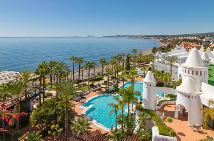 Hotel H10 Estepona Palace - inclusief huurauto