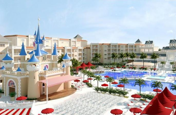 Hotel Fantasia Bahia Principe Tenerife - swim-up junior suites
