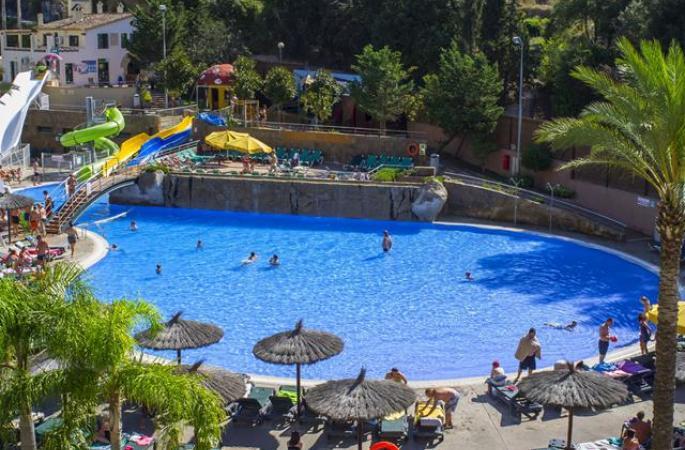 Hotel Rosamar Garden