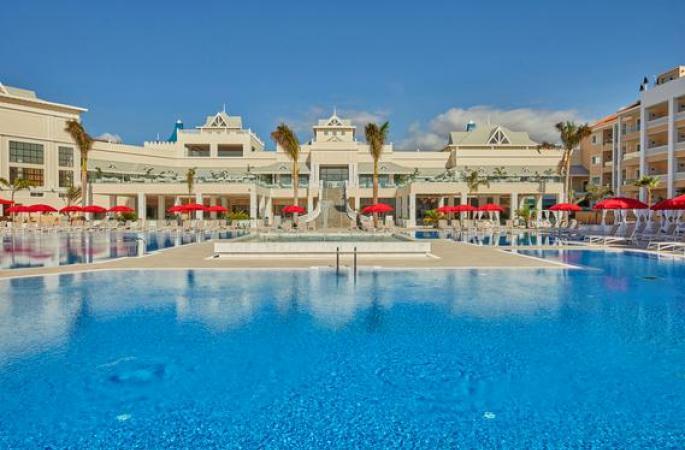Hotel Fantasia Bahia Principe Tenerife - winterzon