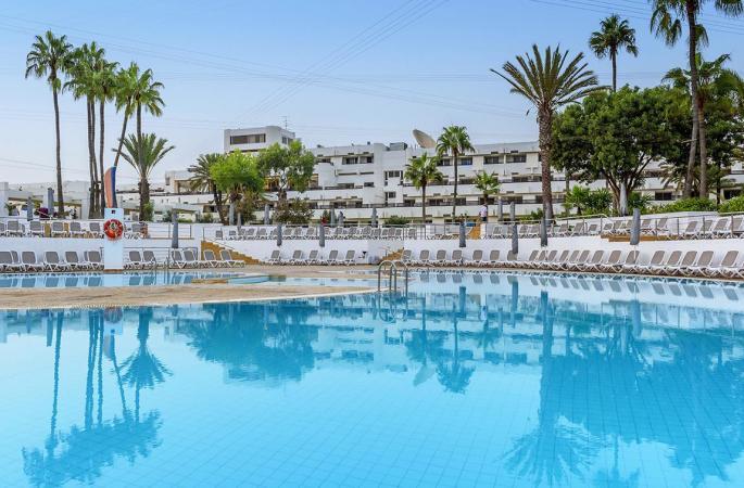 Hotel Allegro Agadir - winterzon