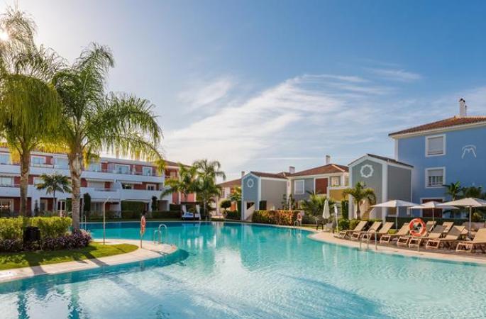 Appartementen Cortijo del Mar - inclusief huurauto