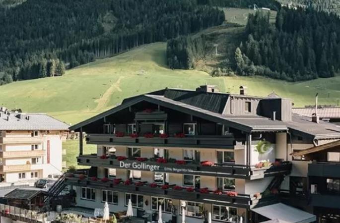 Hotel Der Gollinger - Zomer