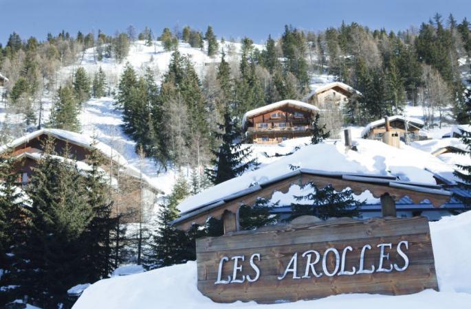 Residence Vvf Les Arolles I & 2