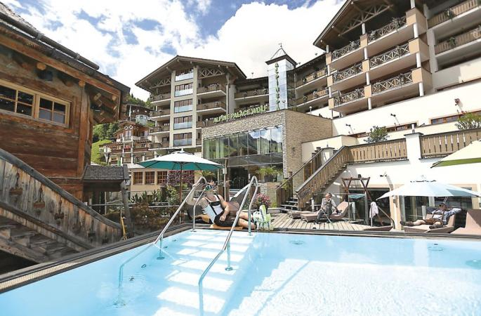 Hotel Haus Wolf *** & Alpine Palace Luxus Resort
