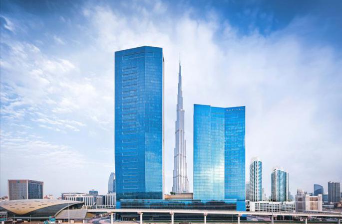 Sofitel Dubai Down Town