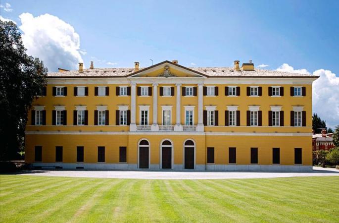 Hotel en appartementen Villa dei Cedri
