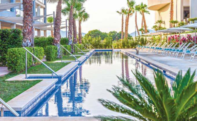 Zafiro Palace Alcudia (halfpension Of All Inclusive)