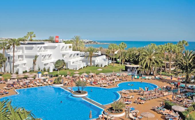 Riu Paraiso Lanzarote Resort