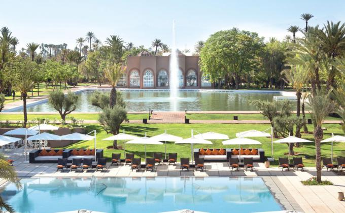 Pullman Marrakech Palmeraie