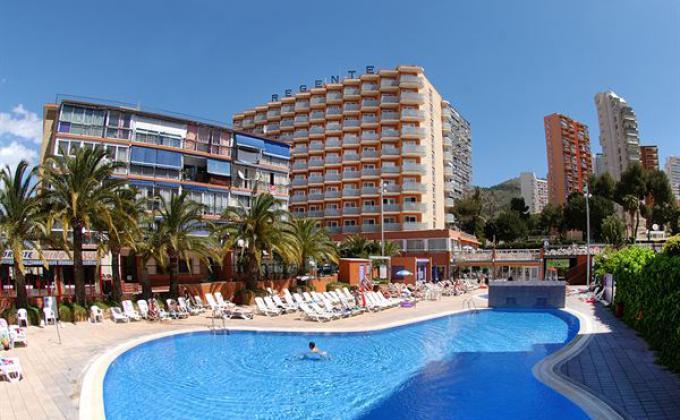 Hotel Regente - halfpension