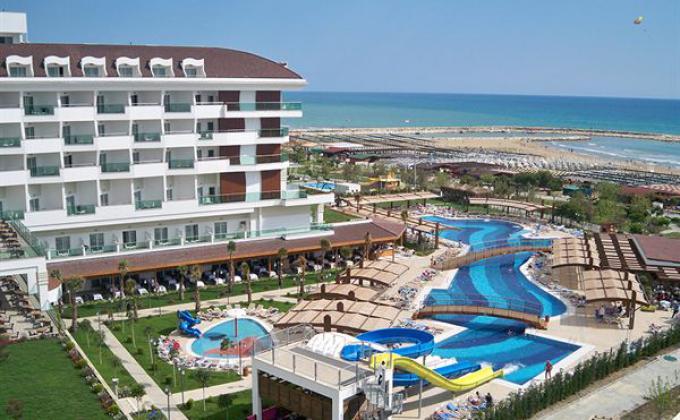 Hotel Adalya Ocean De Luxe