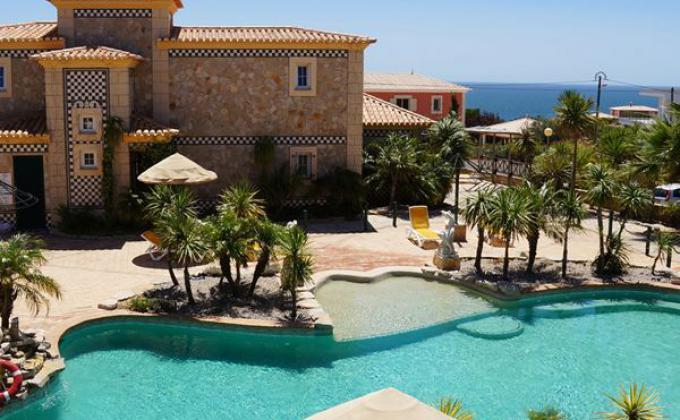 Hotel Quinta do Mar - Country & Sea Village - inclusief huurauto