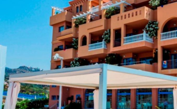 Holiday Hydros Hotel & Spa - inclusief huurauto