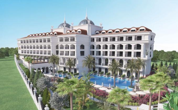 Side Royal Luxury Hotel & Spa