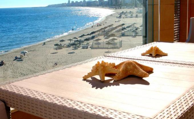 Appartementen Vegasol Playa