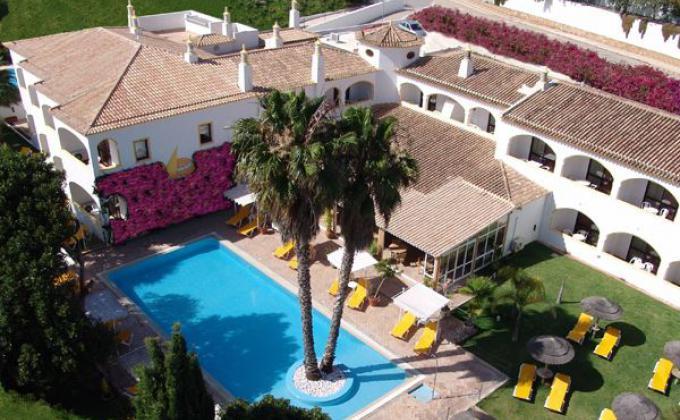 Hotel Cerro da Marina - logies en ontbijt