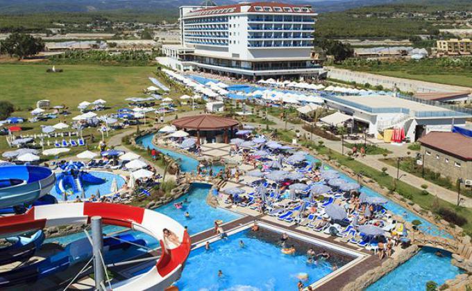 Hotel Kahya Resort Aqua