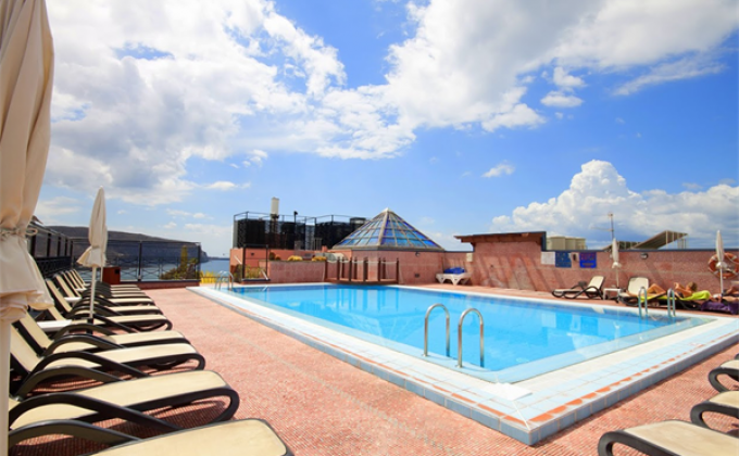 Hotel Labranda Reveron Plaza - inclusief privétransfer