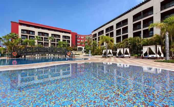 Hotel Barceló Marbella Golf - inclusief huurauto