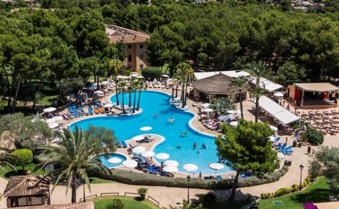 Aparthotel FERGUS Club Vell Mari - all inclusive