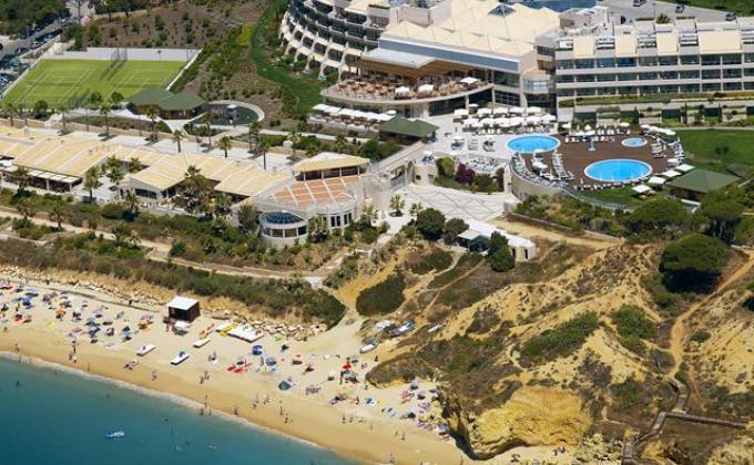 Hotel Grande Real Sta. Eulalia Resort & Spa - logies ontbijt