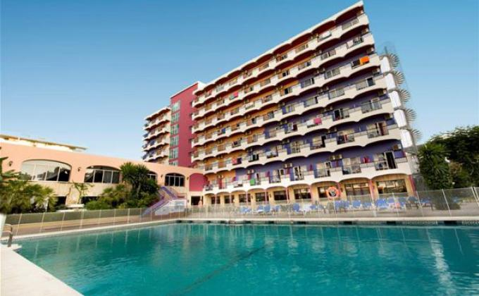 Hotel Fuengirola Park - halfpension