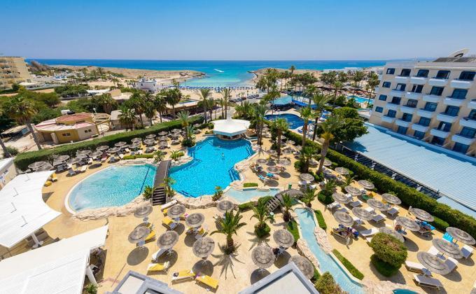 Hotel Tasia Maris Beach - halfpension