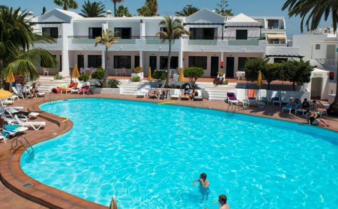 Appartementen Labranda Playa Club