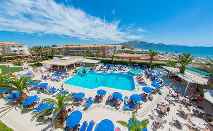 Hotel Poseidon Beach - all inclusive