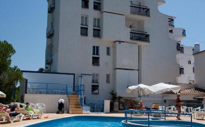 Appartementen Soldoiro