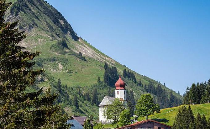 Alpenhotel Mittagspitze (Zomer)
