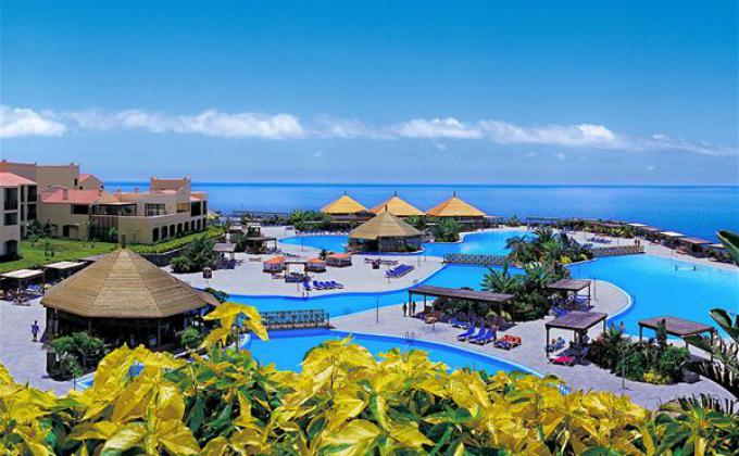 Hotel La Palma & Teneguia Princess - winterzon