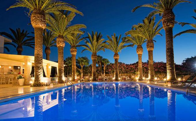 Hotel Drossia Palms