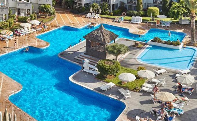 Appartementen Tenerife Sur