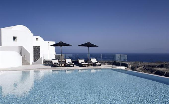 Hotel Santo Maris Oia Luxury Suites & Spa