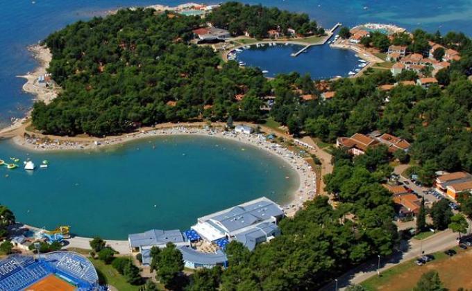 Appartementen Sol Amfora for Plava Laguna