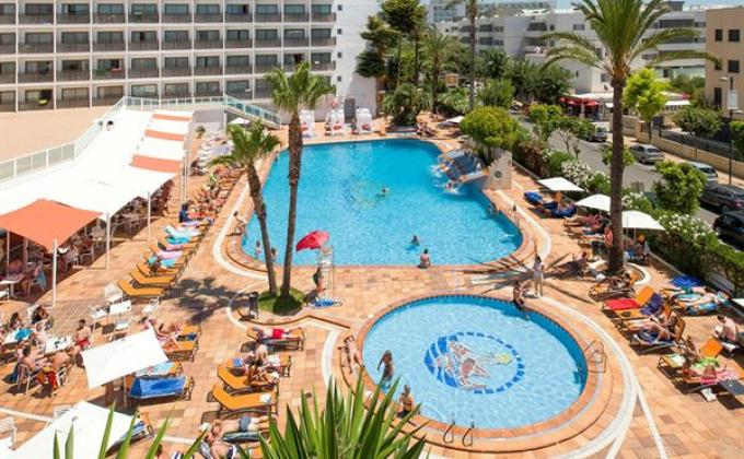 Hotel Playasol Mare Nostrum - zomer 2019