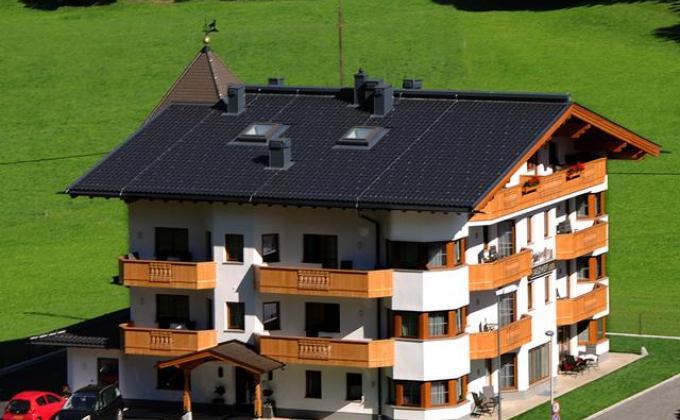 Appartementen Jagdhof - Zomer