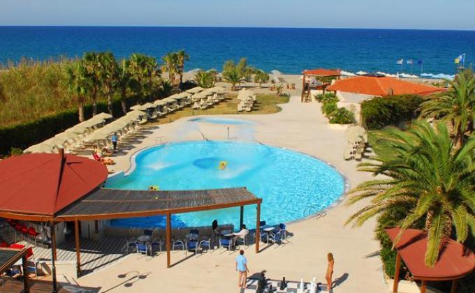 Hotel Minos Mare Beach - zomer 2021
