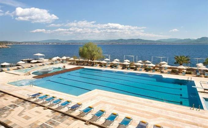 Ramada Loutraki Poseidon Resort - all inclusive